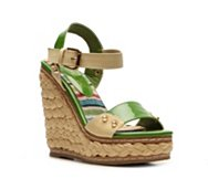 2 Lips Too Too Raft Wedge Sandal