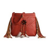 Carlos Santana Dream Catcher Crossbody Bag