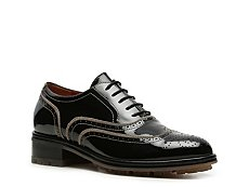 Santoni Patent Leather Oxford