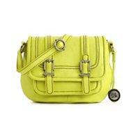 The Sak Laguna Leather Crossbody Bag