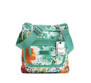 Tyler Rodan Woodway Printed Cross Body Bag