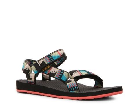 Sale alerts for  Teva Original Universal Printed Flat Sandal - Covvet