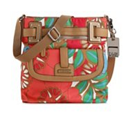 Tyler Rodan Berlin Floral Cross Body Bag