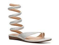 GC Shoes Slinky Flat Sandal