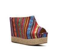 Chinese Laundry Keep Going Wedge Sandal