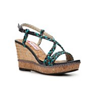 Two Lips Hazel Wedge Sandal