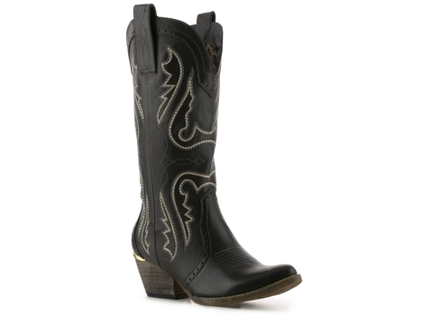 volatile libra cowboy boot dsw