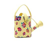 Betsey Johnson Floral Watering Can Satchel