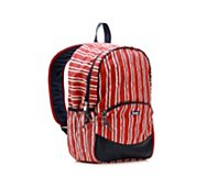 Keds Striped Canvas Backpack