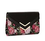 Mix No. 6 Floral Aldeno Clutch