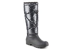 Dirty Laundry Pied Piper Metallic Snow Boot