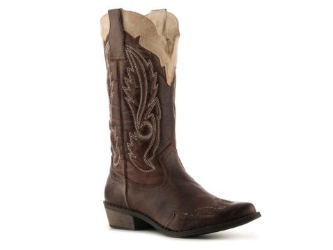 coconuts cimmaron cowboy boot dsw