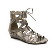 Crown Vintage Sarah Metallic Gladiator Sandal