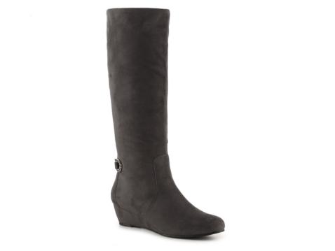 impo gladys wedge boot dsw