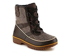 Sorel Tivoli II Herringbone Snow Boot