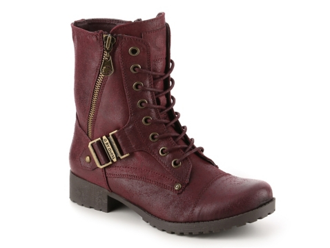 g by guess brookey combat boot dsw