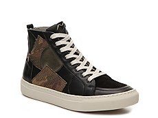 Modern Vintage Gamer High-Top Sneaker