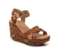 Blowfish Dellis Wedge Sandal