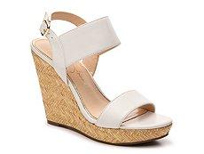 Jessica Simpson Jeisha Leather Wedge Sandal