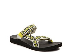 Teva Original Universal Slide Mosaic Flat Sandal