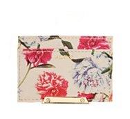 Aldo Floral Partridge Card Case