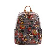 Fossil Floral Keyper Backpack