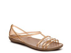 Crocs Isabella Metallic Jelly Sandal