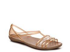 Crocs Isabella Metallic Jelly Sandal