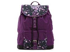Keds Floral Buckle Backpack