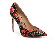 Penny Loves Kenny Opus Floral Pump