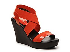 Charles by Charles David Pert Wedge Sandal