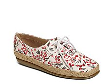 Aerosoles Summer Sol Printed Oxford