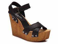 Charles by Charles David Munich Wedge Sandal