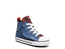 Converse Chuck Taylor All Star Girls Toddler High-Top Sneaker