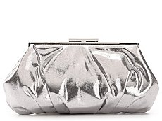 Lulu Townsend Liquid Shine Clutch