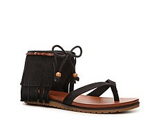 Mia Native Flat Sandal