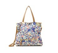 Sanctuary Flora Leather Tote