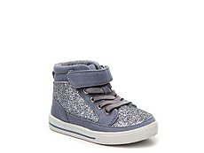 OshKosh B'gosh Evie Girls Toddler High-Top Sneaker