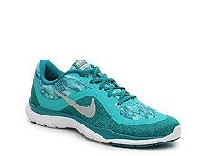 Nike Flex Trainer 6 Print Training Shoe - Womens