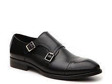 Zanzara Strauss Monk Strap Slip-On