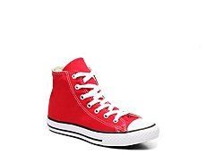 Converse Chuck Taylor All Star Girls Toddler & Youth High-Top Sneaker