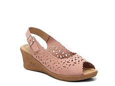 Spring Step Betsey Wedge Sandal