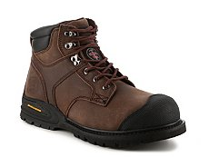 Skechers Work Kener Steel Toe Boot
