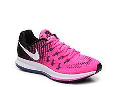 Nike Air Zoom Pegasus 33 Lightweight Running Shoe - Womens