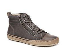 John Varvatos Suede Sneaker