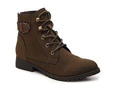 Madden Girl Ranceee Combat Boot