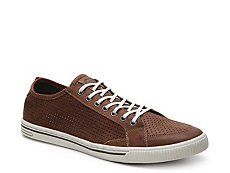 Gold & Gravy Perforated Sneaker