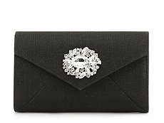 Lulu Townsend Broach Envelope Clutch