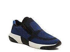 Gunmetal Linx Slip-On Sneaker