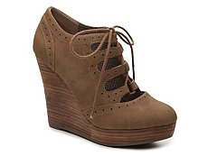 Restricted Laura Wedge Pump